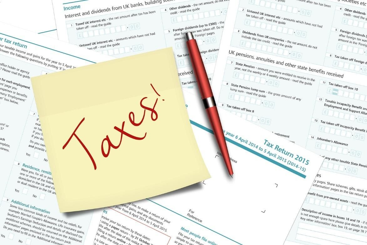 Hire an Accountant for their Tax Work