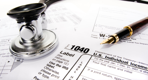 tax deductions for medical professionals