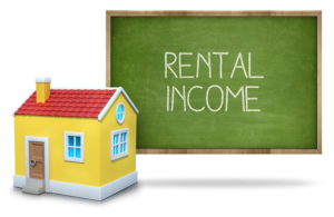 Property investment rental income tax