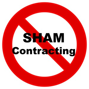 Government acts against Sham Contracting
