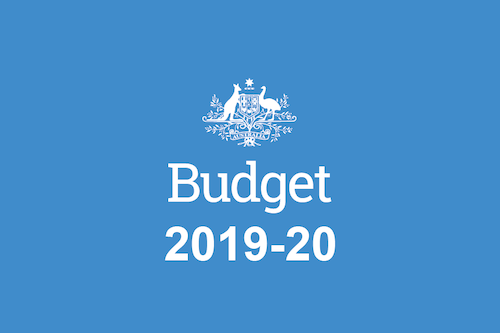 federal budget 2019-20 changes