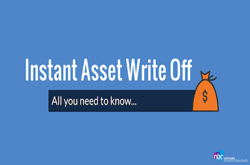 Instant Asset Write Off article