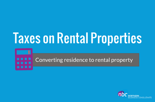 taxes on rental properties explained
