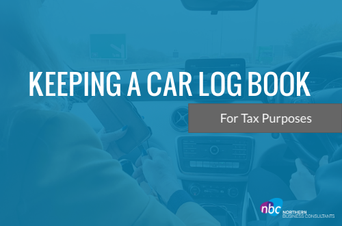 Keeping a car logbook for tax purposes