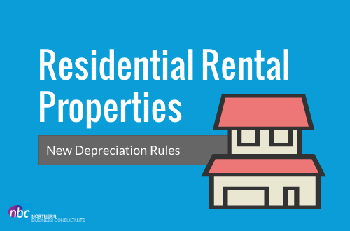 Residential Rental Property Investment Depreciation