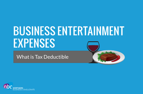 Which Tax Entertainment Expenses are deductible